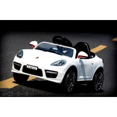 Электромобиль Porsche Panamera А444АА белый