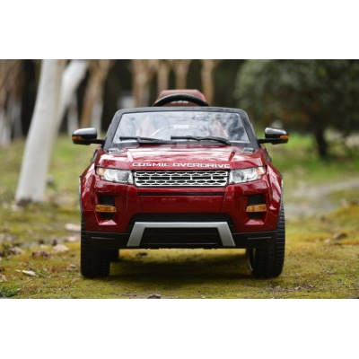 Электромобиль Range Rover A111AA VIP красный