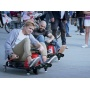 Электро дрифт-карт Razor Crazy Cart XL для взрослых черный