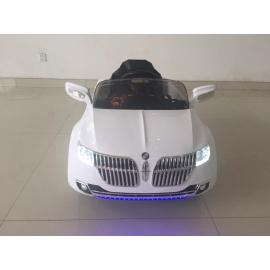 Электромобиль Lincoln T002TT белый с дистанционным управлением