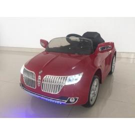 Электромобиль Lincoln  T002TT красный с дистанционным управлением