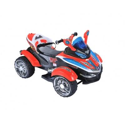 Детский квадроцикл С002СР красный