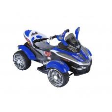 Детский квадроцикл С002СР синий