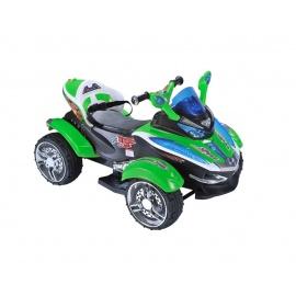 Детский квадроцикл С002СР зеленый