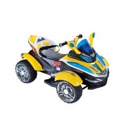 Детский квадроцикл С002СР желтый