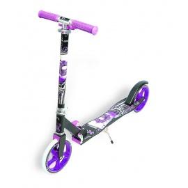 Самокат Explore Torino Sport черно-фиолетовый