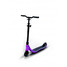 Самокат Globber One NL 125 фиолетовый