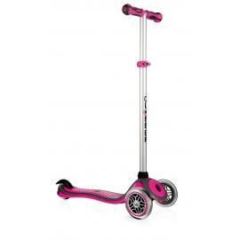 Самокат Globber Primo Plus розовый