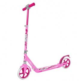 Самокат Hello Wood HW Racer розовый