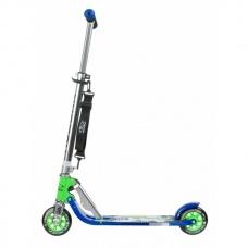 Самокат Hudora Big Wheel 125 зеленый