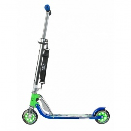 Самокат Hudora Big Wheel 125 зеленый