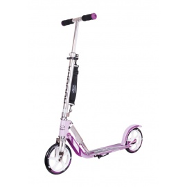 Самокат Hudora Big Wheel 205 лиловый