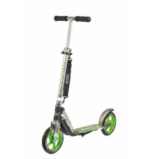 Самокат Hudora Big Wheel 205 зеленый