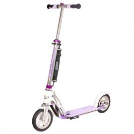 Самокат Hudora Big Wheel Air 205 фиолетовый