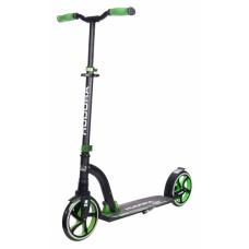 Самокат Hudora Big Wheel Flex 200 New зеленый городской