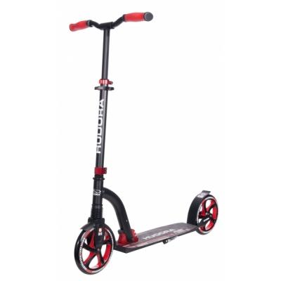 Самокат Hudora Big Wheel Flex 200 New красный городской