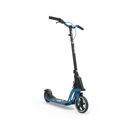 Самокат Kleefer Swing Front Brake синий городской складной с тормозом