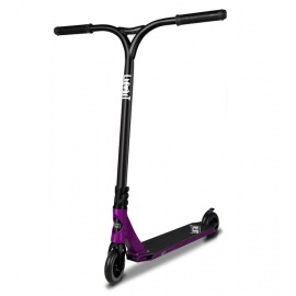 Самокат Limit LMT09 Stunt Scooter фиолетово-черный