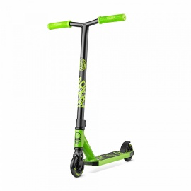 Трюковый самокат Madd Gear Whip Tacker зеленый