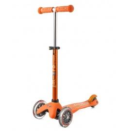 Самокат Micro Mini Deluxe оранжевый