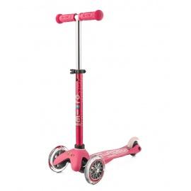 Самокат Micro Mini Deluxe розовый