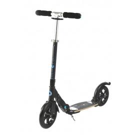 Самокат городской Micro Scooter Flex 200 Black черный