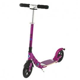 Самокат городской Micro Scooter Flex 200 Purple сиреневый