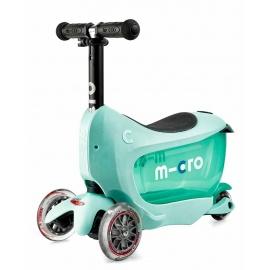 Самокат Micro Mini2go Deluxe ментол
