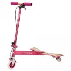 Инерционный самокат Razor Powerwing Sweet Pea розовый