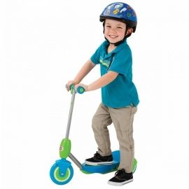 Электросамокат детский Razor Lil E голубой