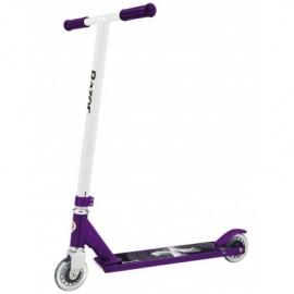 Самокат трюковый Razor Pro X бело-фиолетовый