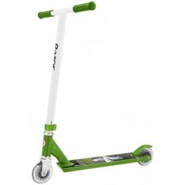 Самокат трюковый Razor Pro X зеленый