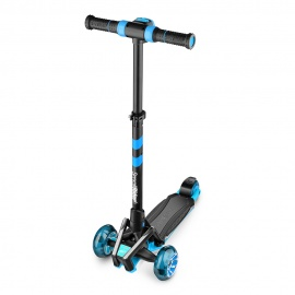Самокат Small Rider Premium Pro синий