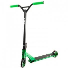 Самокат трюковый TechTeam Airwalk зеленый