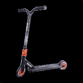 Самокат трюковый TechTeam Backflip 2017 черно-оранжевый