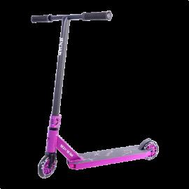 Самокат трюковый TechTeam Grab 2017 черно-розовый