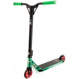 Самокат трюковый TechTeam TT X Up зеленый