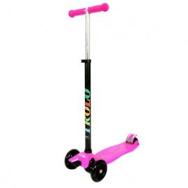 Самокат Trolo Maxi розовый