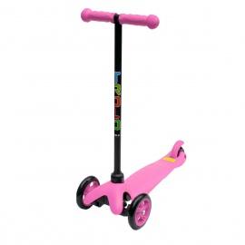 Самокат Trolo Mini розовый
