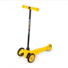 Самокат Trolo Mini желтый