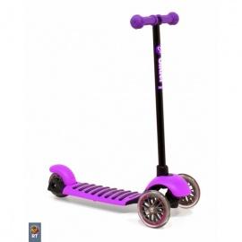 Самокат Y-bike Glider Deluxe Mini фиолетовый