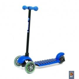 Самокат Y-bike Glider Deluxe Mini голубой
