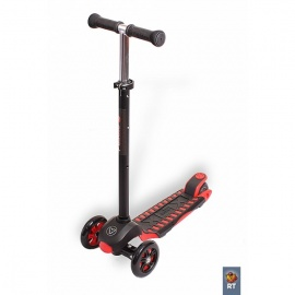 Самокат Y-bike Glider Maxi XL Deluxe красный
