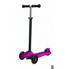 Самокат Y-bike Glider Maxi XL розовый