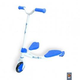 Инерционный самокат Y-Bike Fliker junior голубой