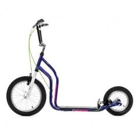 Самокат Yedoo City Premium NEW фиолетовый