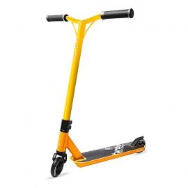 Самокат трюковый FOX Pro Turbo-02 оранжевый