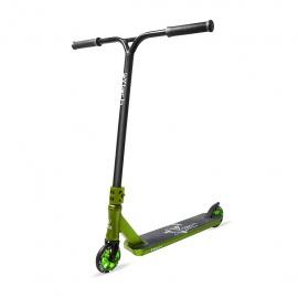 Самокат трюковый FOX V-Tech 01 2018 темно-зеленый