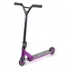 Самокат FOX Pro LUCK фиолетовый