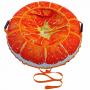 Ватрушка-тюбинг Митек Апельсин 110 см